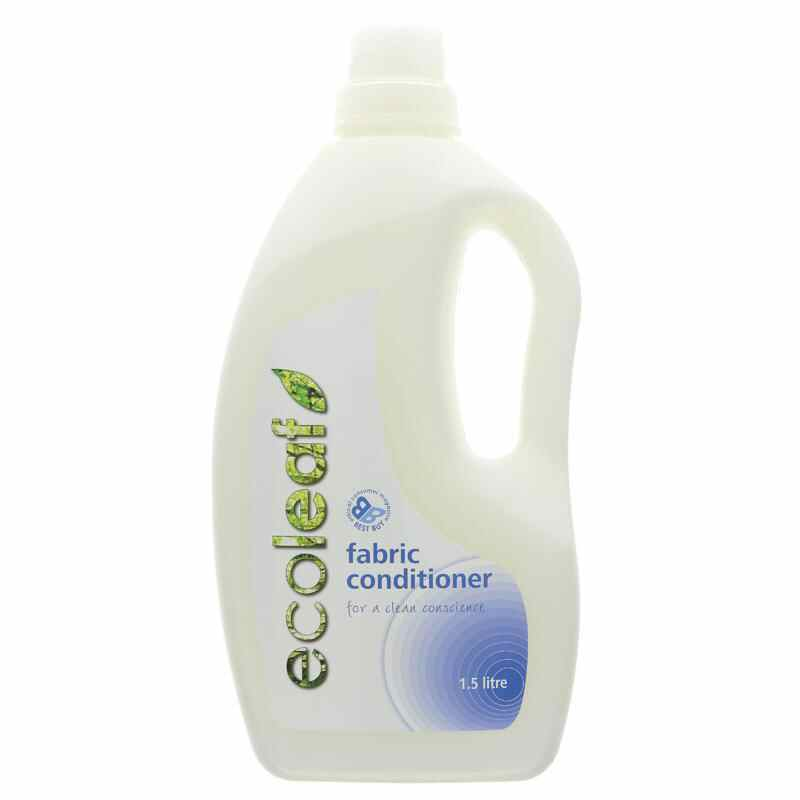 Ecoleaf Refill Fabric Conditioner  1.5L  Vegan/UK