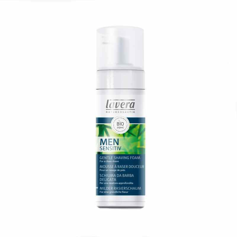 Lavera Men Gentle Shave Foam 150ml