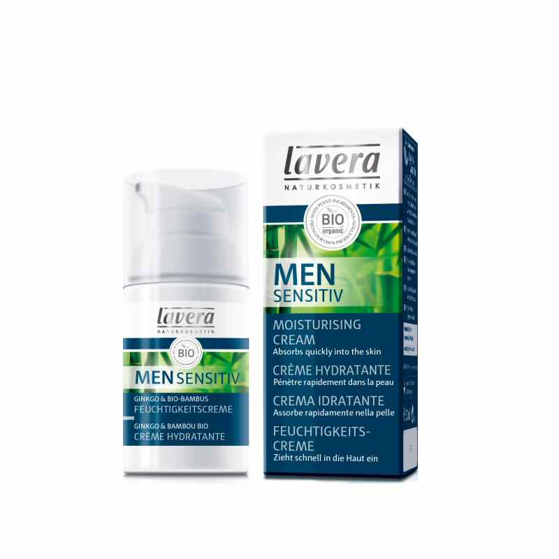 Lavera Mens Moisturising Cream 30ml