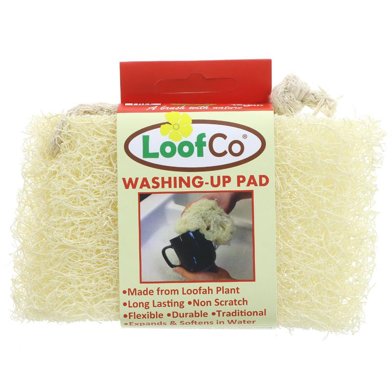 Loofco natural Washing up Pad