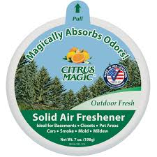 Citrus Magic Block  Outdoors fragrance