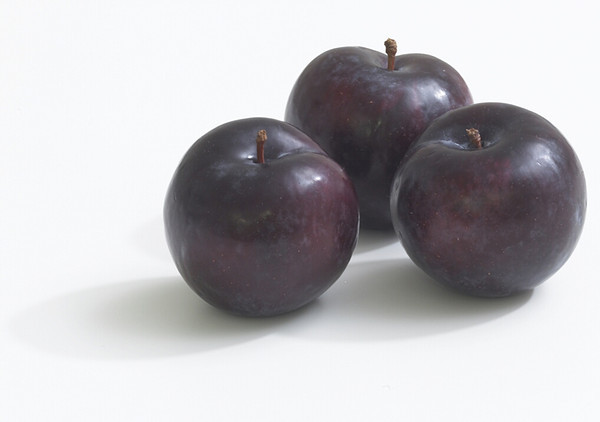 Plums UK. (Damson cross) 400g