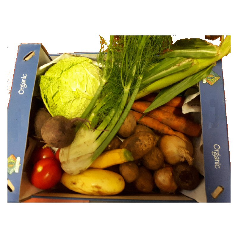 Grower's Choice Veg Box