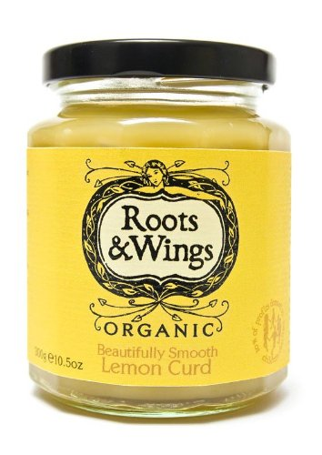 Roots & Wings Lemon Curd Roots & Wings 300g