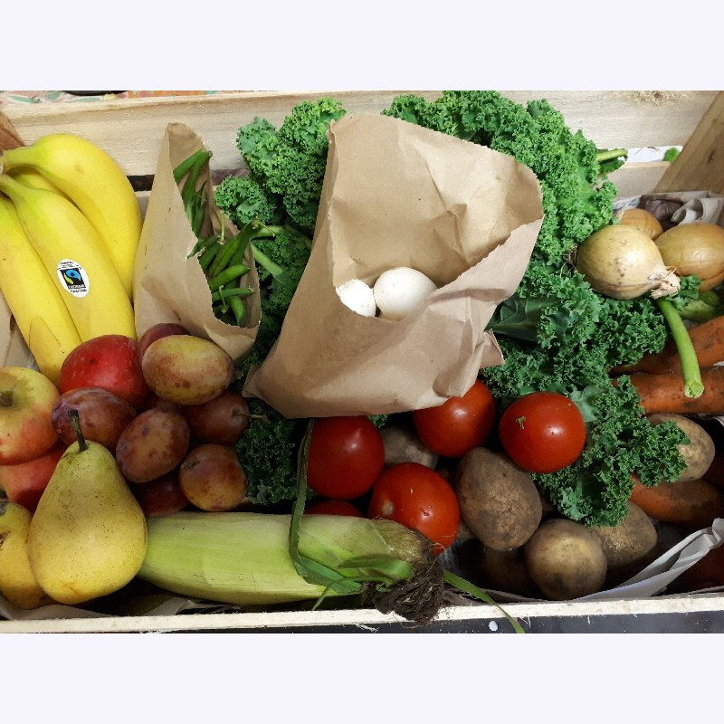 Mixed Fruit & Veg Box, Medium