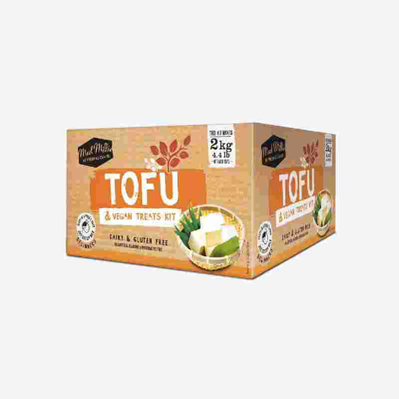 Mad Millie Tofu & Vegan Treats Kit  (This product needs to be pre-ordered)