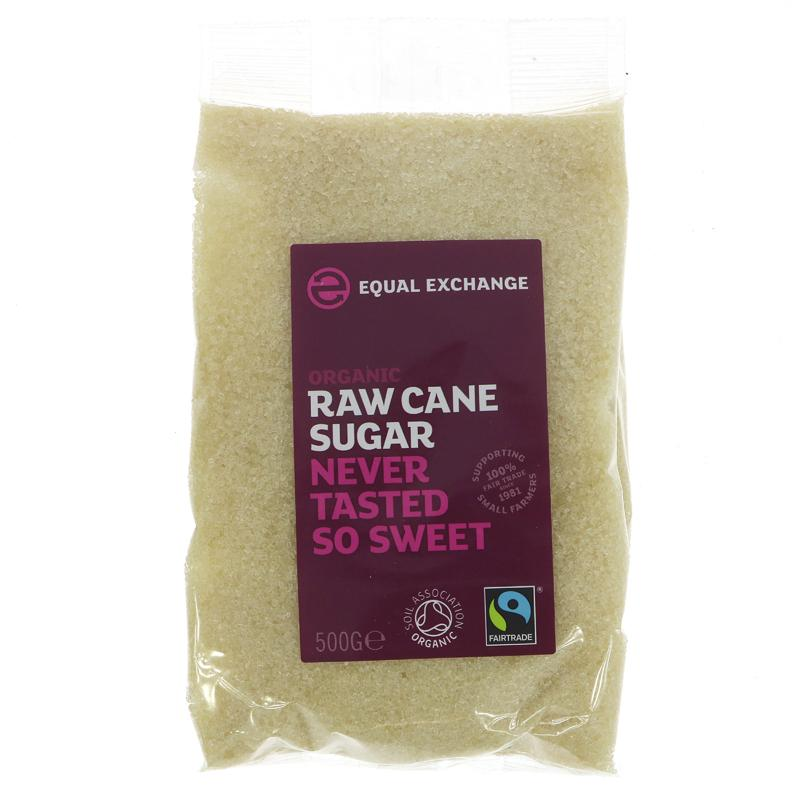 Equal Exchange Raw Cane Sugar