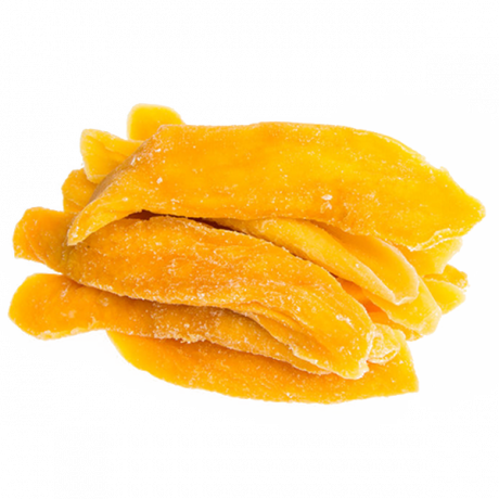 loose dried mango approx 100g