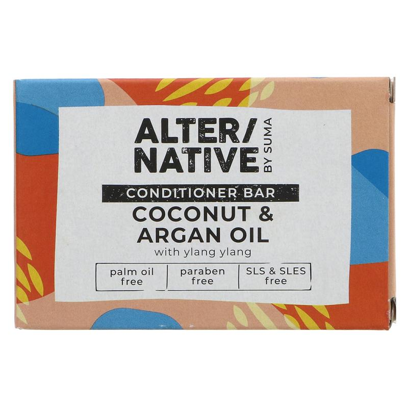 Alter/native Hair Conditioner Bar Coconut/Agan oil 95g