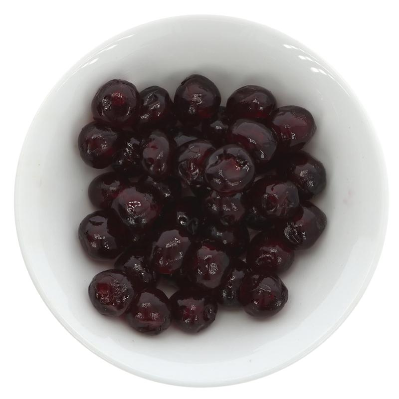 Loose Natural Glace Cherries 200g Non Organic