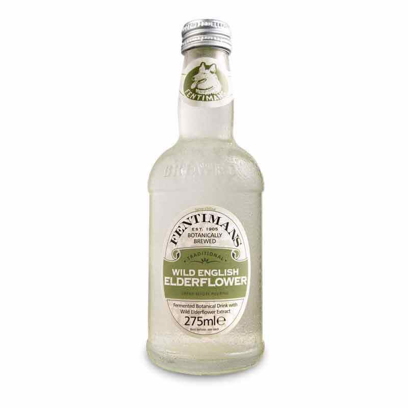 Fentimans Wild Engish Elderflower 275ml non organic