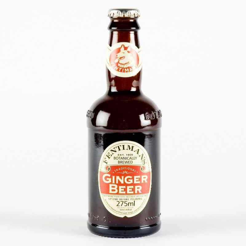 Fentimans Ginger Beer 275ml non organic