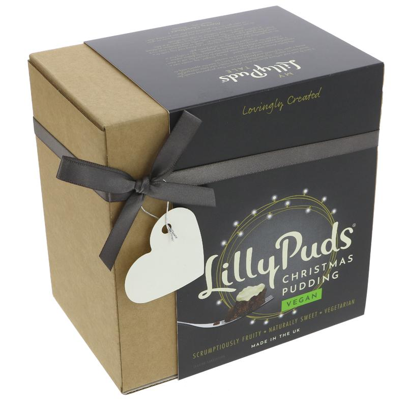 Lily Puds Traditional Gluten Free Xmas Pudd   454g - GF &Vegan