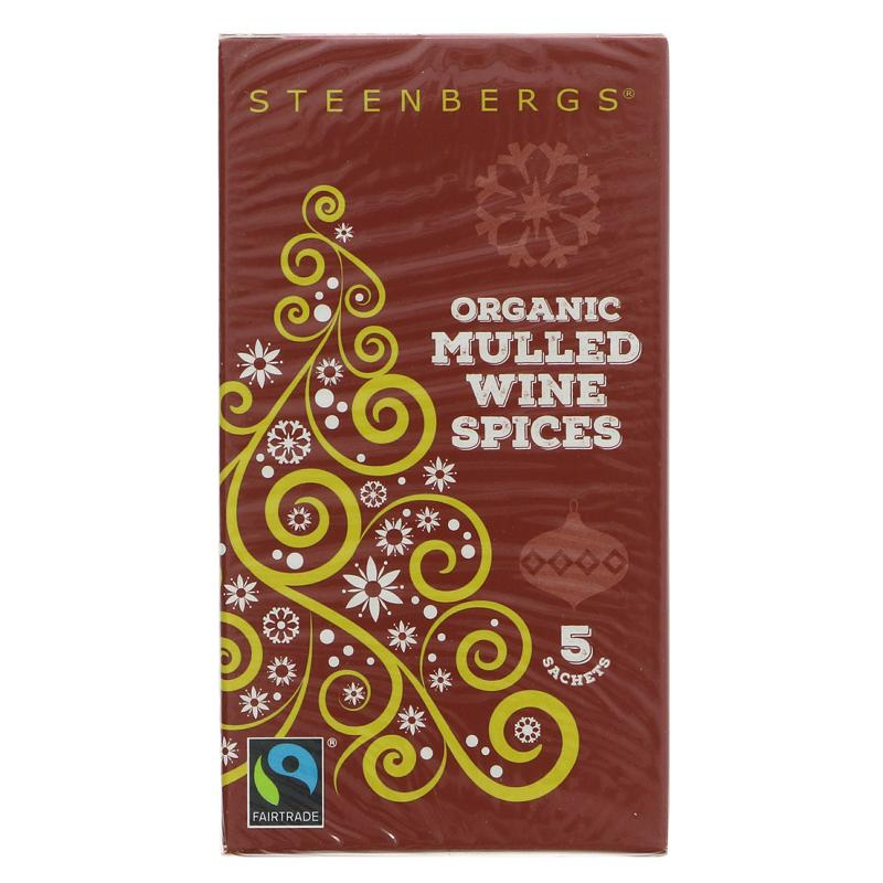 Steenbergs Mulled wine mix - Vegan