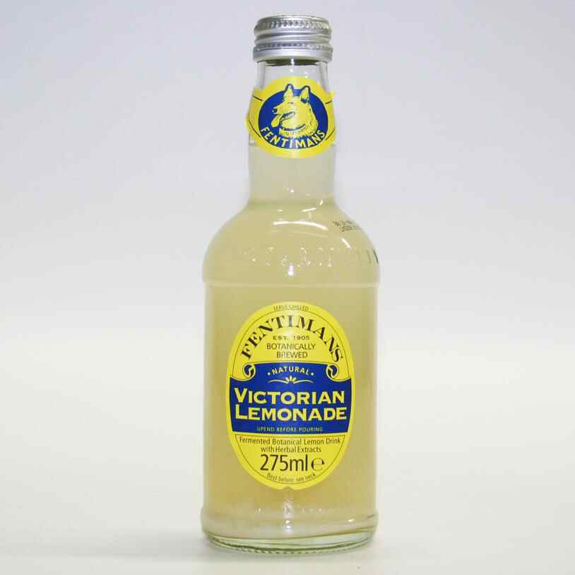 Fentimans Victorian Lemonade 275ml non organic