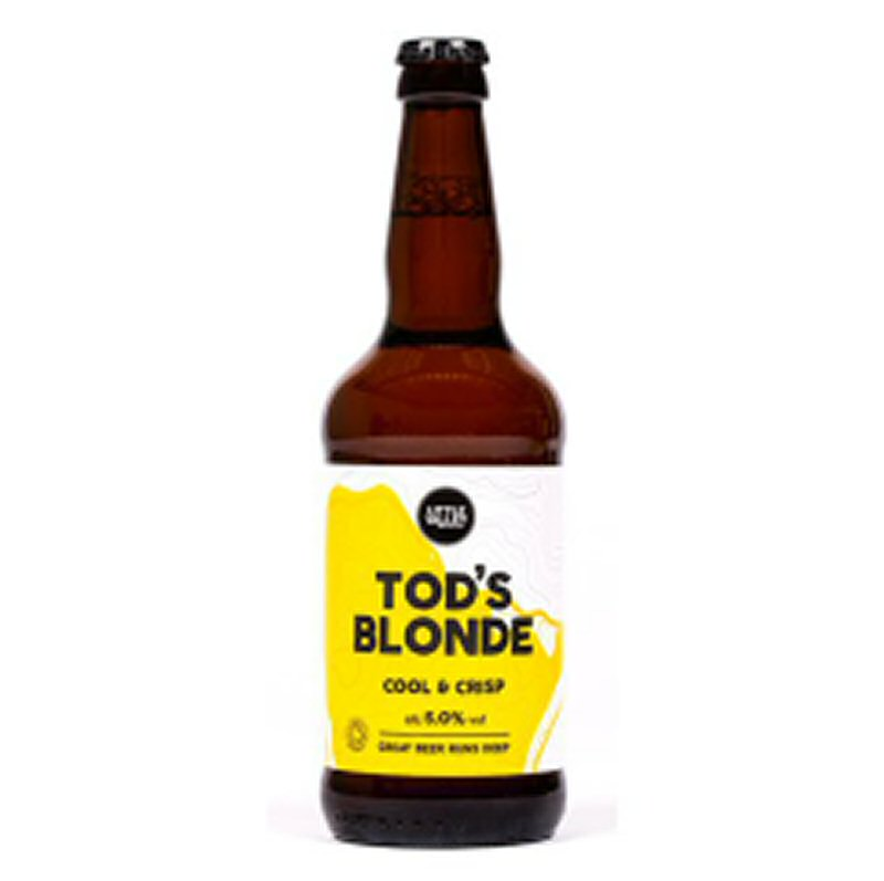 Little Valley Brewery Tod's Blonde 500ml 5%