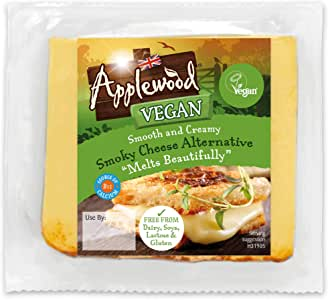 Applewood Smoked vegan cheese alternative 200g
