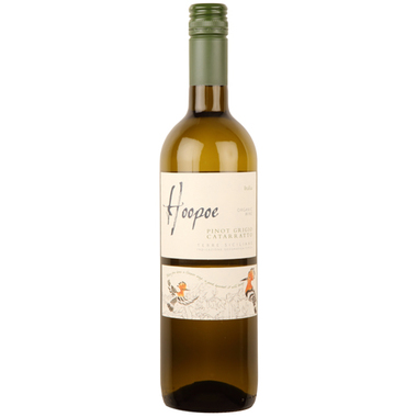 Hoopoe Pinot Grigio/Catarratto Low sulphur