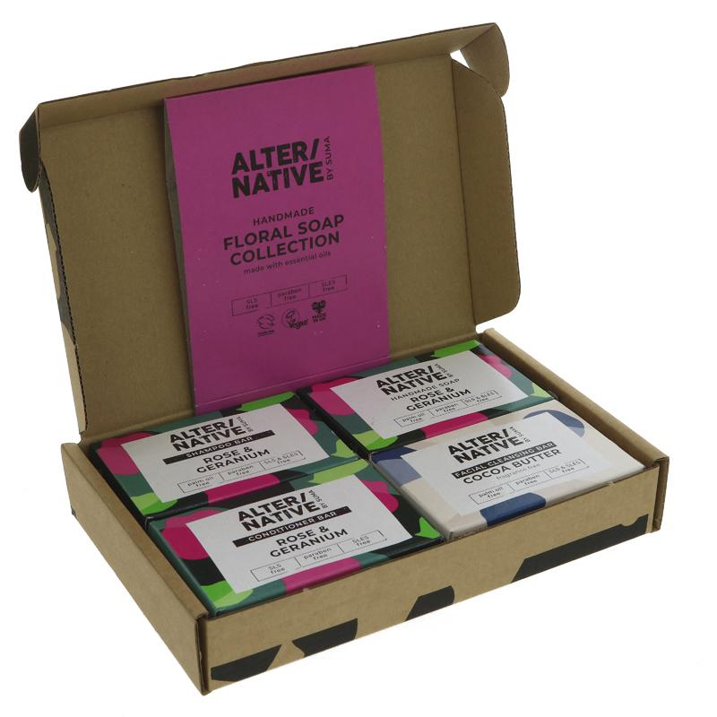 Alter/native by Suma Soap gift set