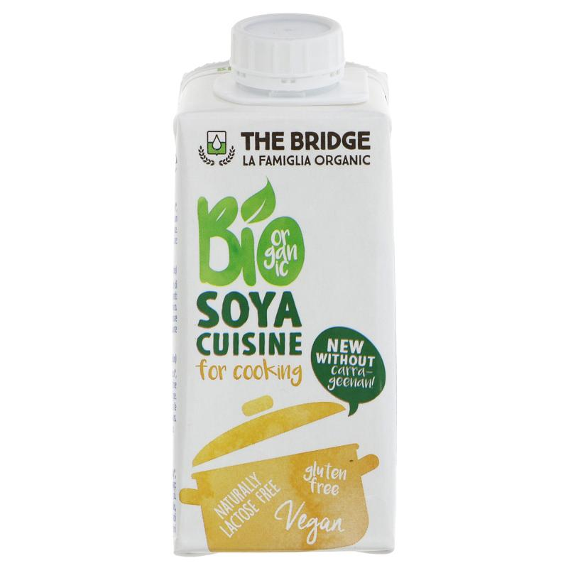 Bridge Soy Cream 200ml Vegan